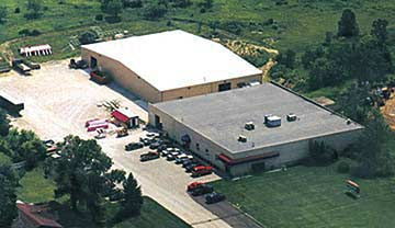 Our Midwest facilities comprise over 30,000 sq. ft. of active space.
