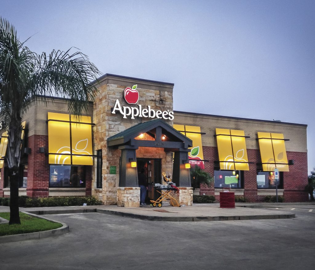 Applebees sm2